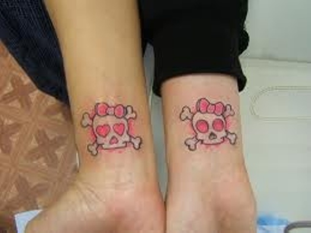 42 best foot tatoos images on pinterest tatoos tattoo for Girls with badass tattoos