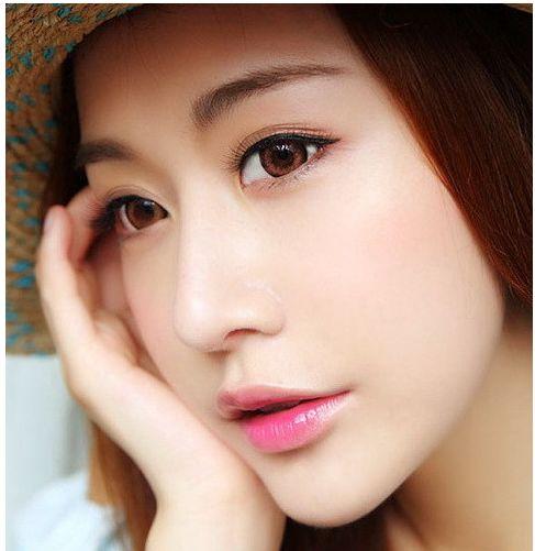 KOREANISCHE asiatische frische MAKE-UP FRÜHLINGSBLICK DIY Schönheit TUTORIAL | ** ~ Zibees.com ~ ** Fas …