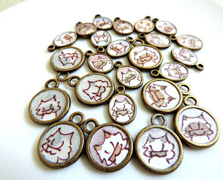 Kitty Charms