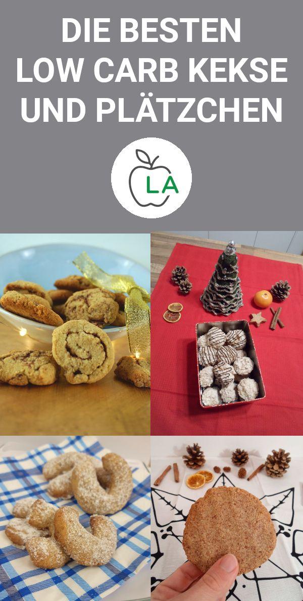 Low Carb Kekse – Die besten Rezepte zum Abnehmen