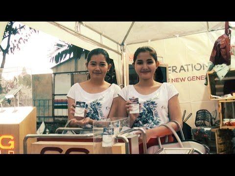 Hanamart Bintaro Branch Opening - YouTube