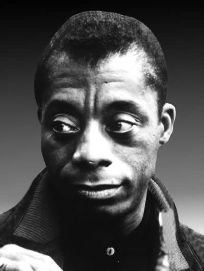 James Baldwin - novelist, essayist, playwright, poet, and social critic.