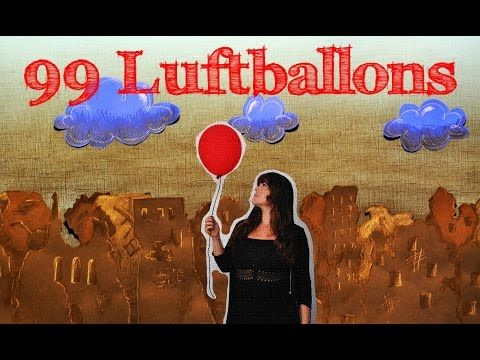 Image result for 99 luftballons