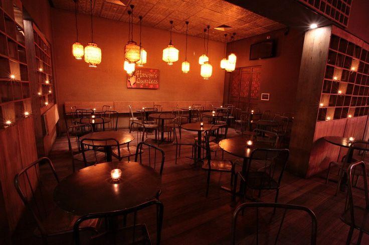 Harem's Quarters at Asian Beer Cafe