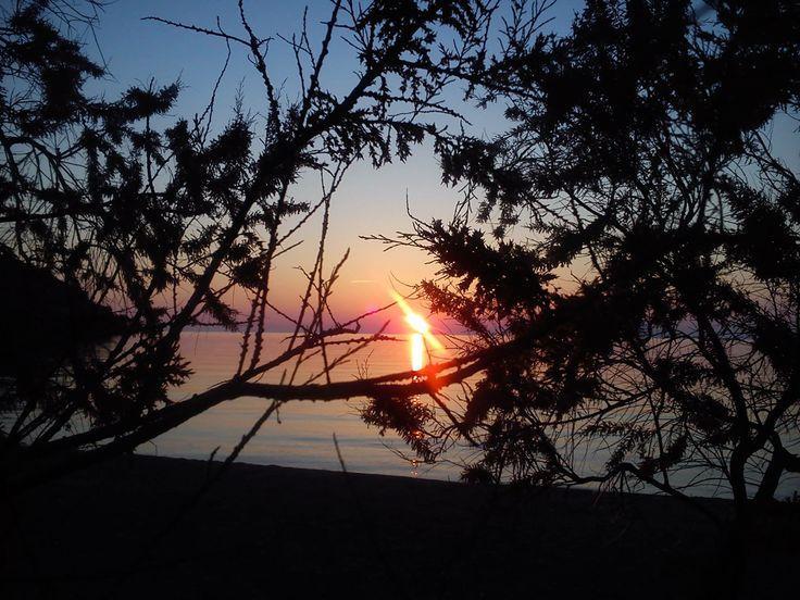 Sunset @ Lemnos, Northern Aegean, Greece.