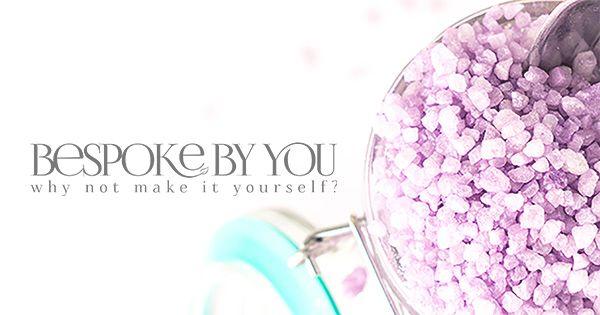 Bespoke By You is de one-stop-shop voor alles wat je nodig hebt om natuurlijke beauty-, lifestyle- en zelfs schoonmaakproducten te maken.