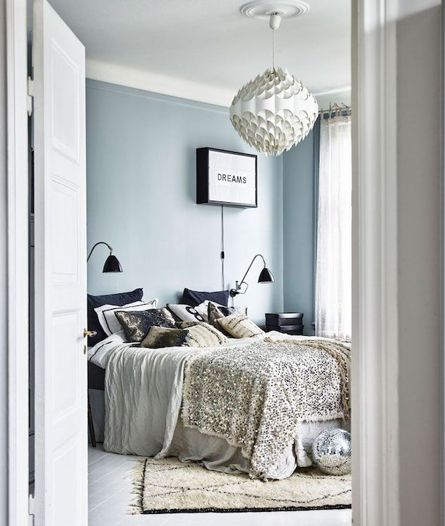 12 best Cranes - Skulls images on Pinterest Bedrooms, Crane and - peinture chambre gris et bleu