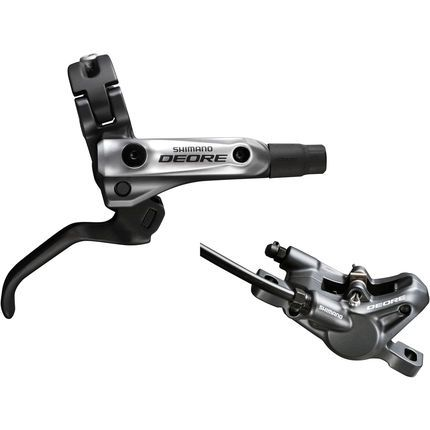 Wiggle | Shimano Deore M615 Disc Brake | Disc Brakes - deore hydraulic disks were always supposed to be good and well priced, assuming that has not changed it may be good to look at getting some of these