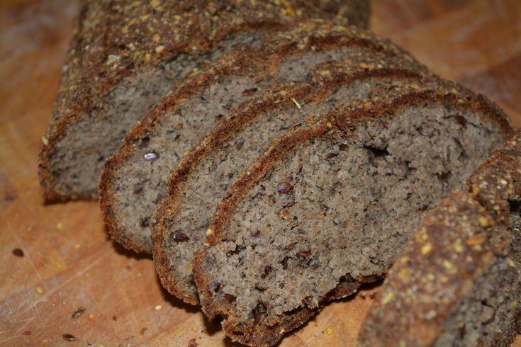 Quinoa & Buckwheat Gluten-Free Bread