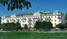 Sacher Hotel - in Salzburg