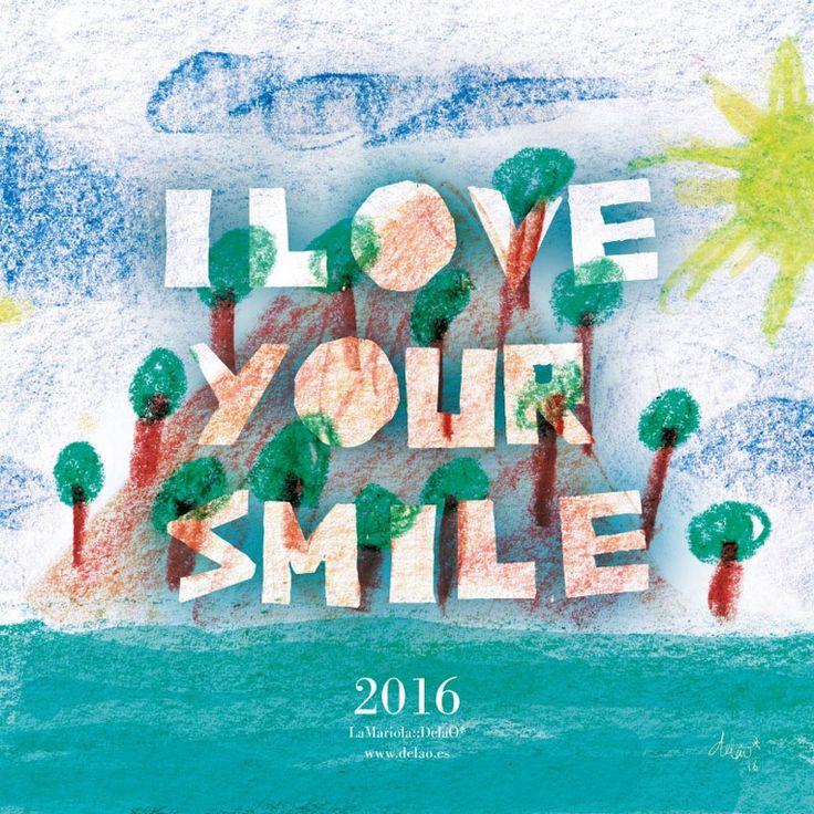 Calendario de pared con 12 ilustraciones DelaO*Tamaño 21cm. x 42 cm. (abierto)Papel reciclado Cyclus Offset 140 gr.En proceso de creación,haz tu preorder, y lo recibirás  a mediados de noviembre 2015.Muchas gracias por tu confianza!Mariola