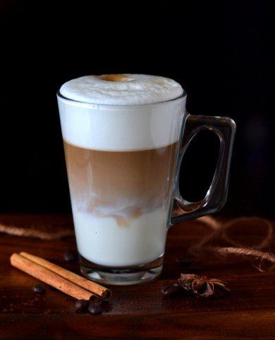 Латте в домашніх умовах рецепт. Як зробити каву латте вдома без кавомашини