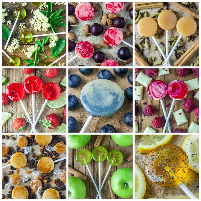 Holly's Lollies - Cocktail and Gourmet Lollipops