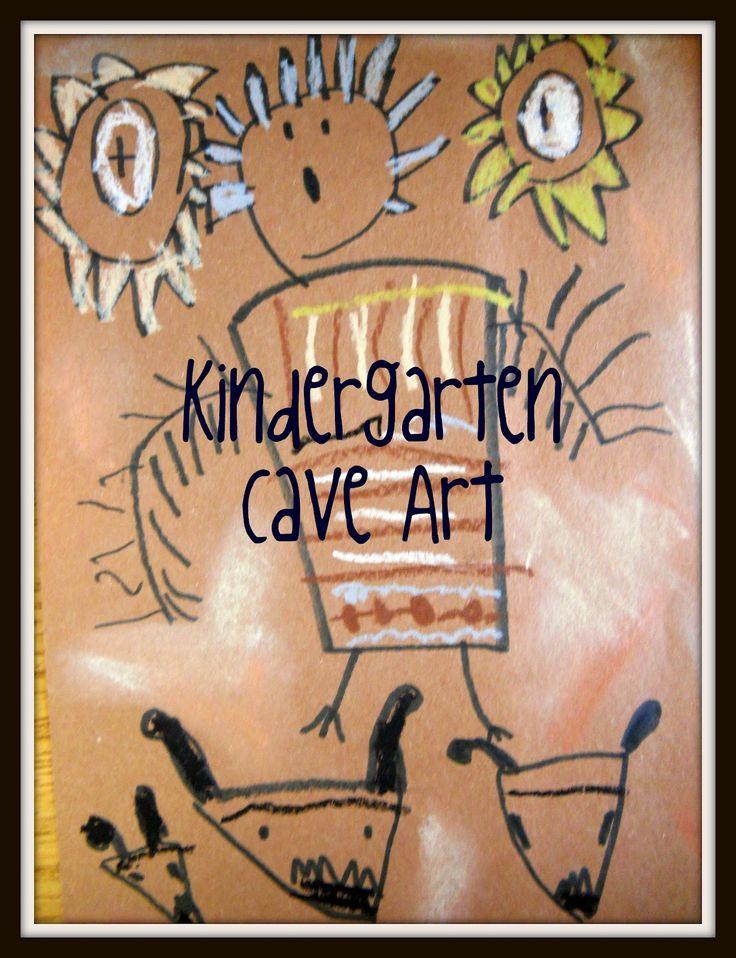 The Elementary Art Room!: Cave Art