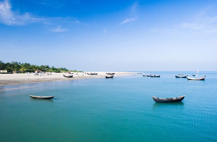 Saint Martin's island, Bangladesh