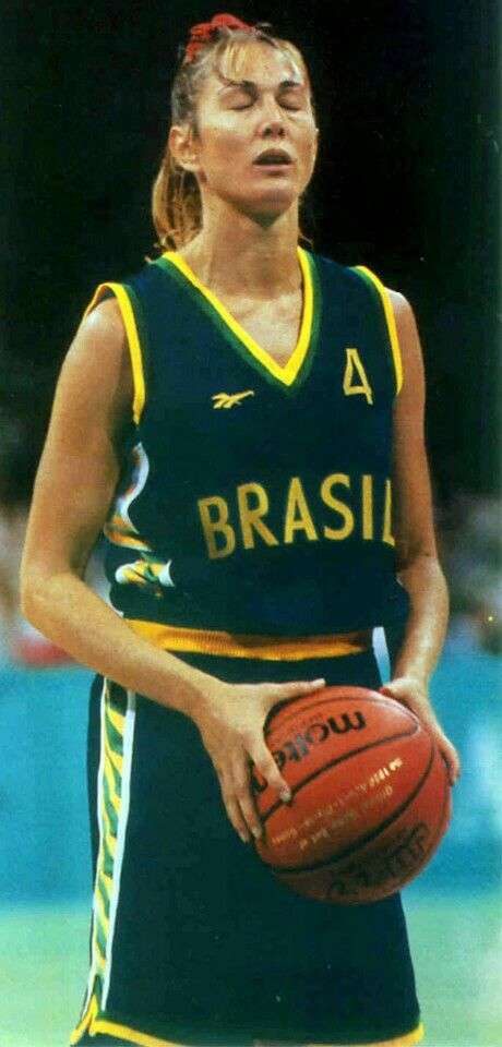 Hortência Maria de Fátima Marcari(born September 23, 1959 inPotirendaba,São Paulo,Brazil) is a formerbasketballplayer who is often considered to be one of the greatest female basketball players in Brazil, along withPaula, and regarded by specialists as one of the world's greatest female basketball players of all time. Marcari is a member of theWomen's Basketball Hall of Fame(inducted in 2002), theNaismith Memorial Basketball Hall of Fame(inducted in 2005),andFIBA Hall of…