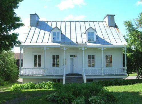 1000 id es sur le th me maisons style louisiane sur for Architecture quebecoise
