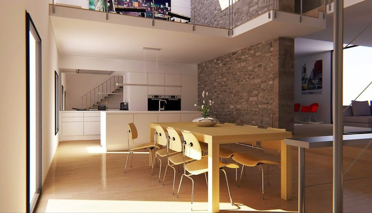Su podium render sketchup layout rendering pinterest Kitchen design rendering software