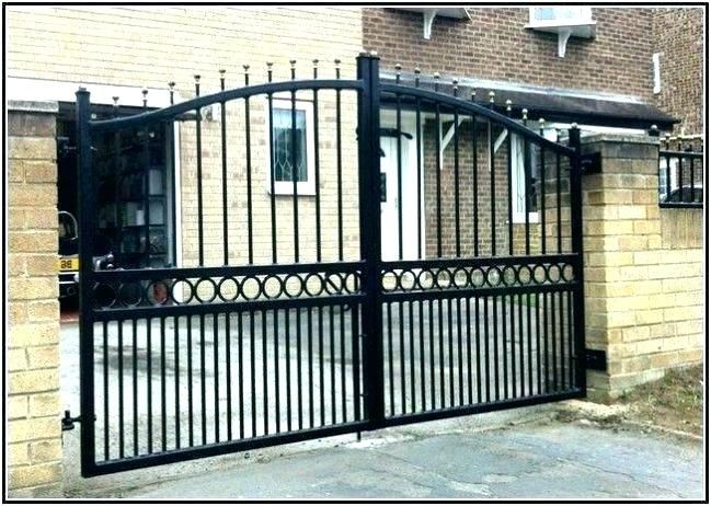 Wrought Iron Gates And Fences Uk Di 2020