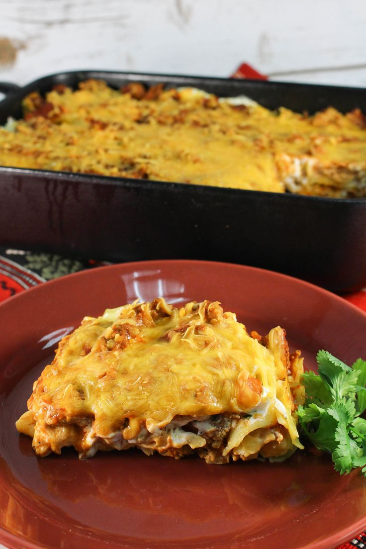 Hubby's Favorite Hobo Casserole is a delightfully tasty and budget-friendly recipe that will please your Hubby when he's in charge of making dinner. This easy dinner recipe is easily thrown together on a whim without breaking the bank.