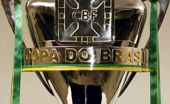 Copa do Brasil terá Palmeiras x Inter e Grêmio x Fluminense nas oitavas de final