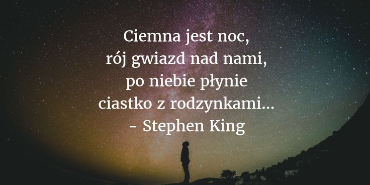 Perseidy i King