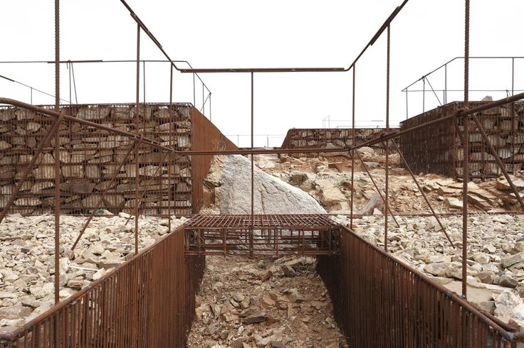 Gallery of Adaptation of The Roman Ruins of Can Tacó /Barcelona- Spain
