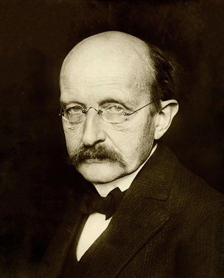 Wikipedia.org/ Max Karl Ernst Ludwig Planck-- 1858-1947 was a German theoretical physicist whose work on quantum theory won him the Nobel Prize in Physics in 1918.
