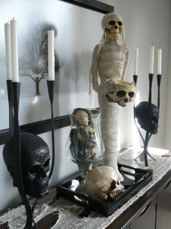 ehrfurchtiges inspirierende deko ideen fuer ein unvergessliches ostern auflisten bild der dabefcbcbfbbddfa halloween mantel halloween skull