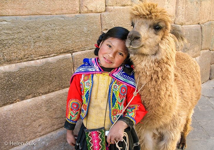 Cuzco and other places to visit in Peru.