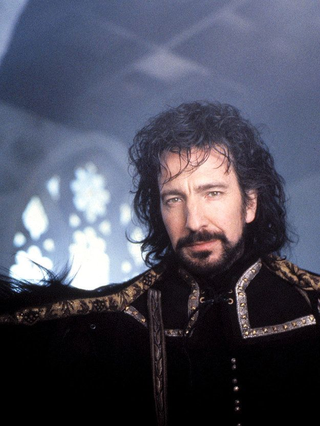 Sheriff Nottingham  Rickman, who has died aged 69, was one of the most versatile and talented actors ever to come out of Britain.