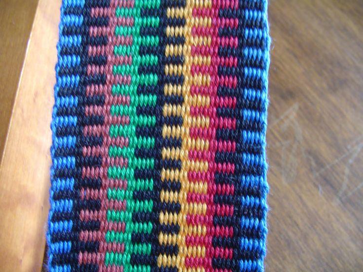 Inkle Weaving   Inklings