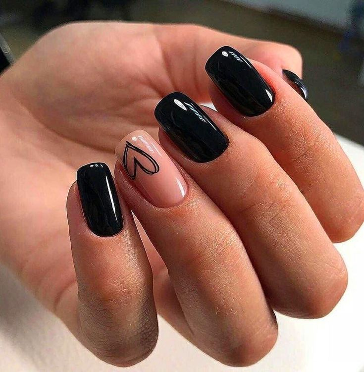 55 Nagelkunst im Trend 2019 – Future nail colors
