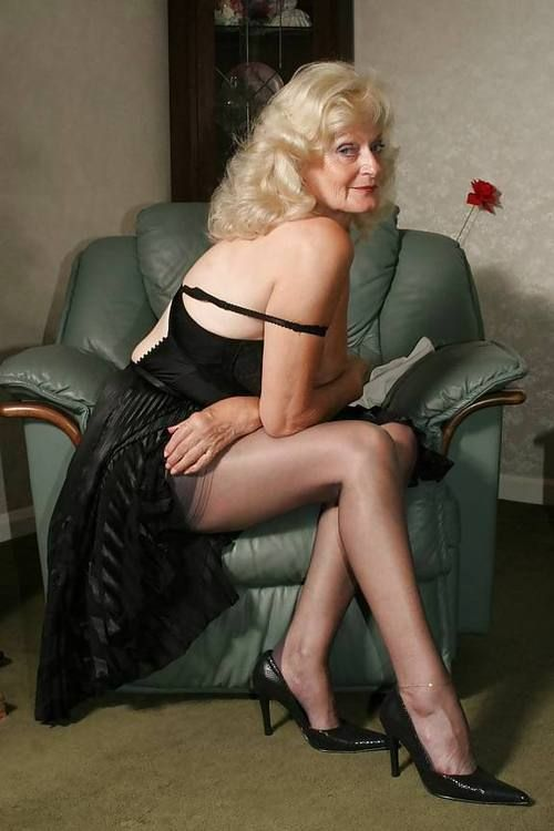 Needs tag granny stocking strip love for