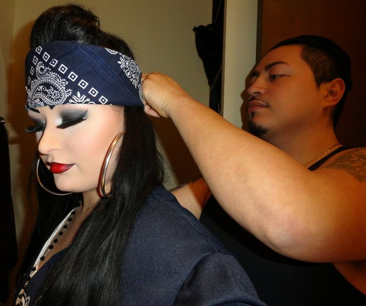Real Chola Makeup Tutorial - by Paradise Rose Makeup on YouTube