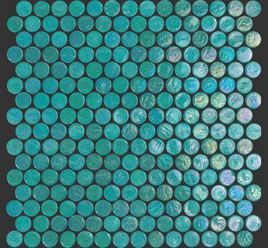 Стеклянная мозаика Rose Mosaic, коллекция Color Circle