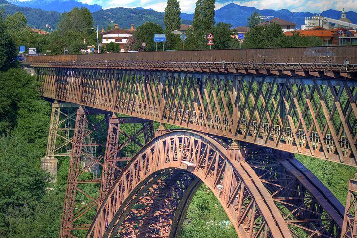 Ponte di San Michele, Paderno