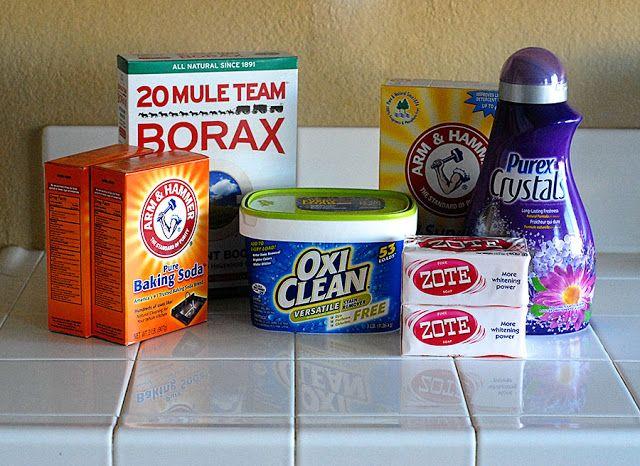 Nicole Ann Designz: Homemade Laundry Detergent