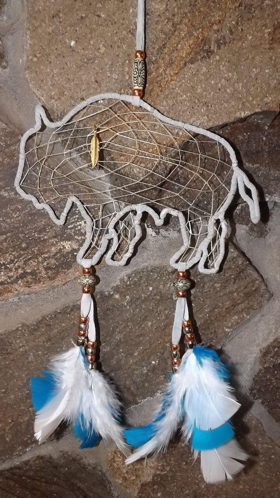 buffalo dream catcher Buffalo, shipping included with in ...