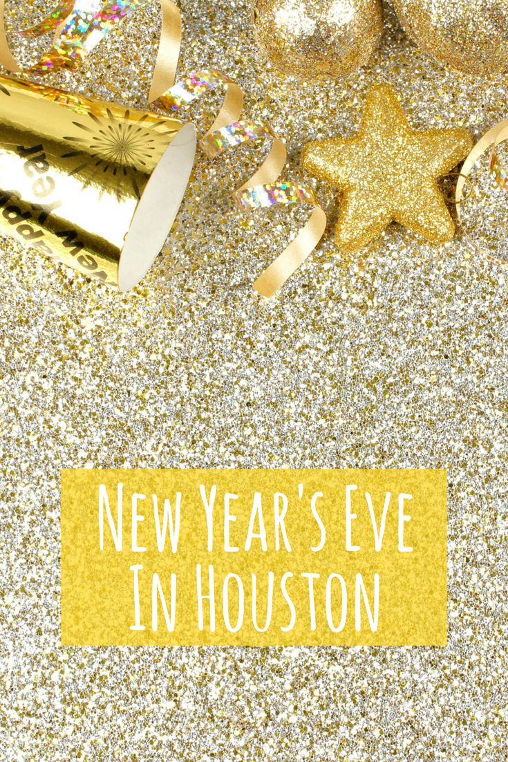 New Year's Eve In Houston
