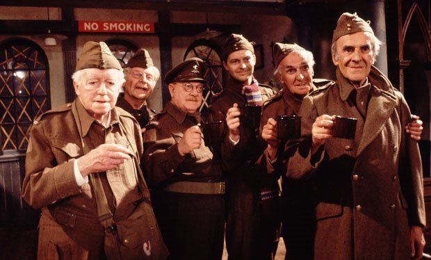 Jimmy Perry reveals all about his life in showbiz, his Dad's Army heroes and the one that got away…
