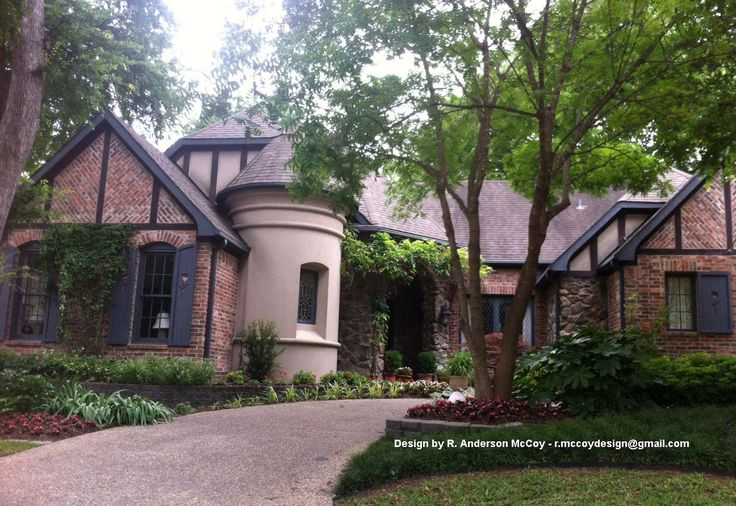 This Fairy Tale Tudor Cottage Style Home Was Designed
