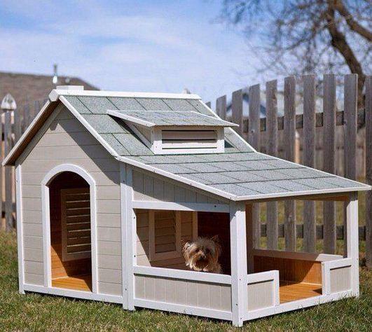M s de 25 ideas fant sticas sobre casas para perros en for Casas para perros