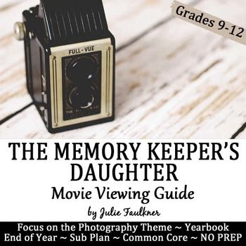 the memory keepers daughter essay View essay - the memory keeper's daughter book review from english 131 at freedom hs, bethlehem anthony flores mr kleist honors english 12 31 october 2016 the memory keepers daughter book review if.
