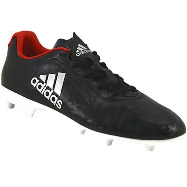 d66940fb7 Adidas X 17.4 FG Outdoor Soccer Cleats - Womens Black White