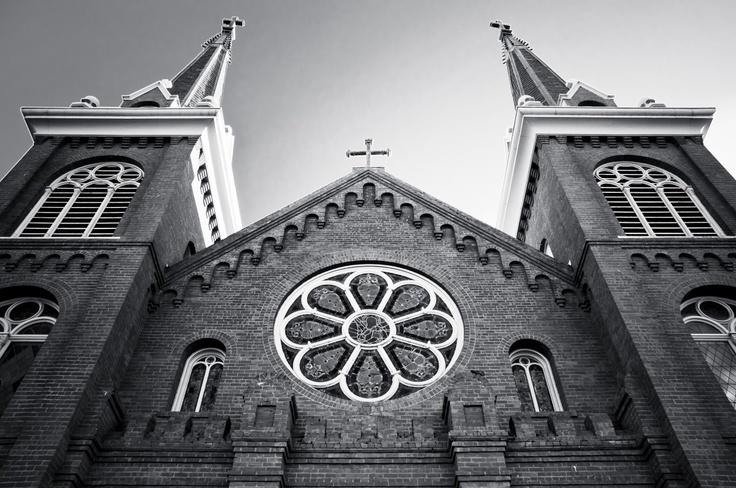 Sacred Heart Church ~ Red Bluff