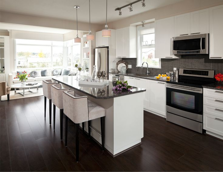 kitchen design pictures 26 best townhomes south surrey images on 1309