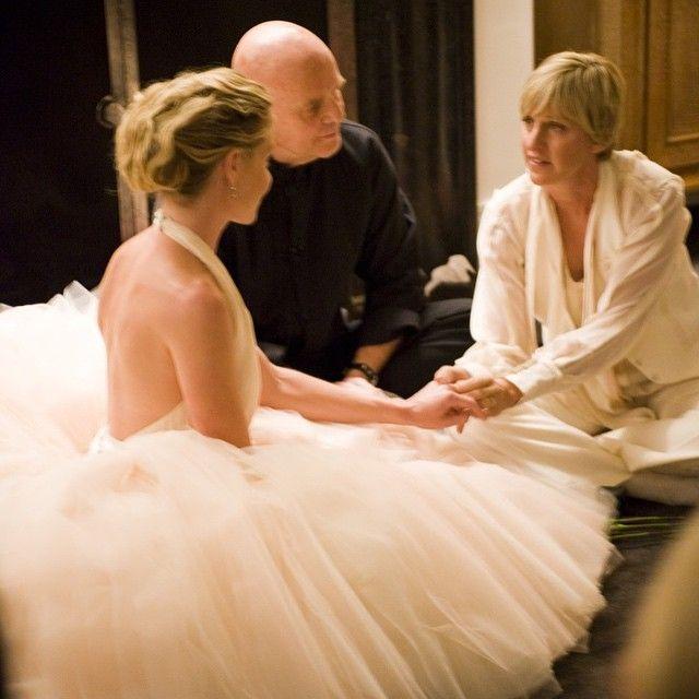 Portia De Rossi Wedding Gown: 14 Best Ellen And Portia's Wedding Images On Pinterest