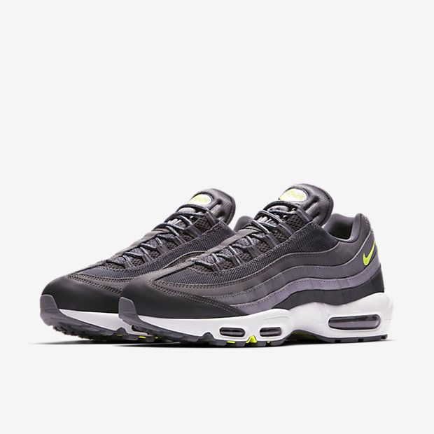 new product 74a2d 633a2 Cheap Nike Air Max 95 Essential Anthracite Dark Grey Volt Sale
