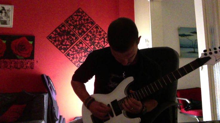Kostas fotiou e pentatonic blue note scale jam